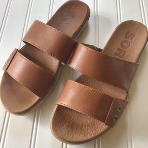 Sorel Torpedo Slide Sandals